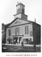 First Universalist Church, Boston