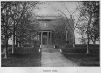 Ballou Hall