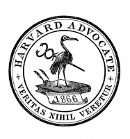 The Harvard Advocate Seal
