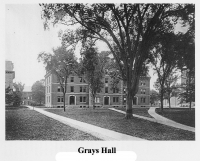Grays Hall