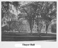 Thayer Hall