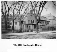 The Old President's House