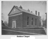 Holden Chapel