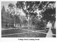 College Yard, Looking North
