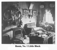 Room, No. 1 Little's Block