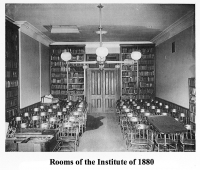 Rooms of the Institute of 1770