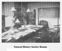 Natural History Society Rooms