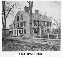 The Holmes House
