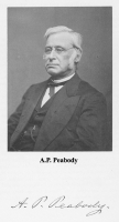 A. P. Peabody
