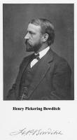 Henry Pickering Bowditch